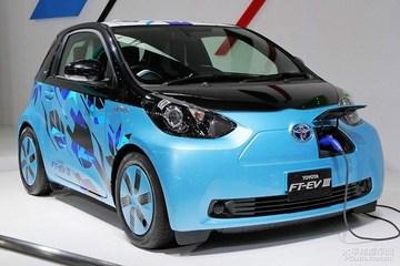 丰田 FT-EV Ⅲ电动车将亮相广州车展