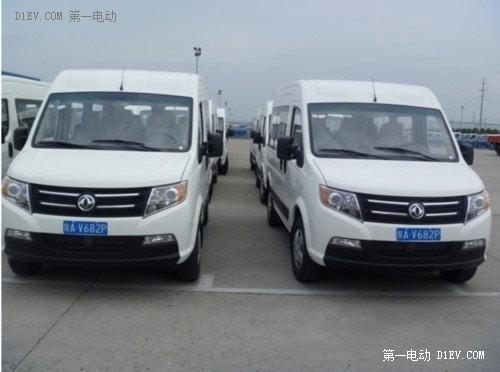 上海明年起推3000辆电动物流车 新能源车继续免费沪牌