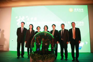 """""""桩""""点上海 万帮星星充电三月建设1268个充电桩"""