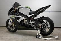 机车迷的福利来了 宝马推出电动超级运动摩托车