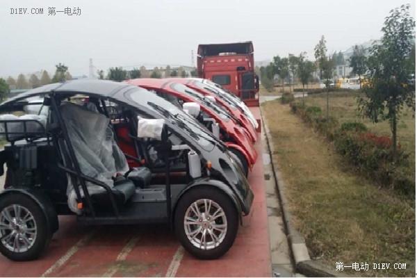 中国制造之低速电动车走向美国
