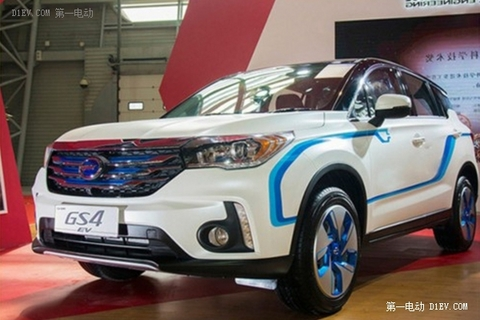新车预览 2015广州车展新能源亮相车型抢先看