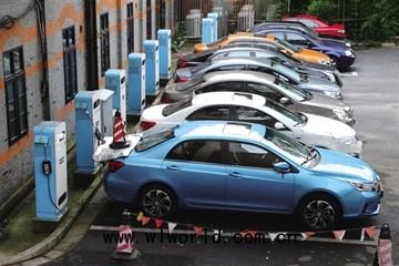 对上海电动汽车充换电设施发展扶持办法的10个解读