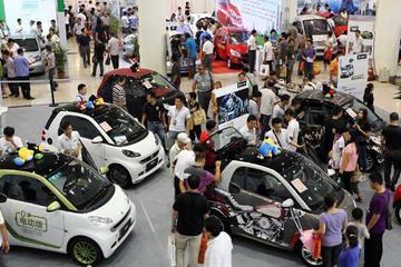 商务部谈新能源车销量大增:政策和市场共同作用结果