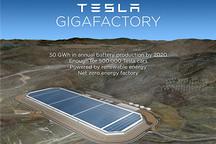 一个Gigafactory还不够,特斯拉还要在德国再建电池工厂