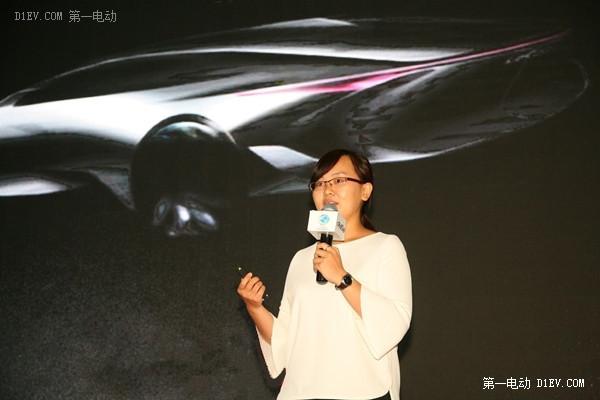 GNEV6发布会 | 第一电动市场部长朱雅茜:全球新能源汽车大会亮点纷呈