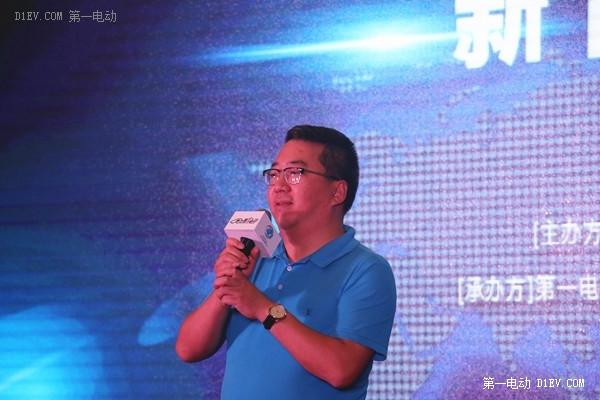 广州市新能源汽车服务业协会会长谢向东