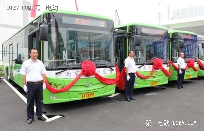 15城新能源公交车推广数量盘点,远未达到市场竞争阶段
