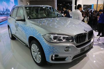 2015广州车展 | 宝马X5插电混动版上市 售价92.8万元
