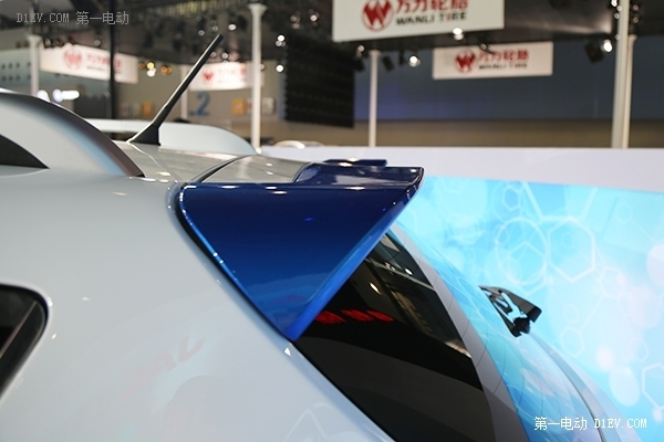售价值得期待 江淮iEV6S纯电动SUV实拍