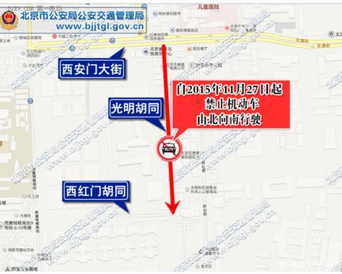 下周开始你的车再也开不进北京二环啦!