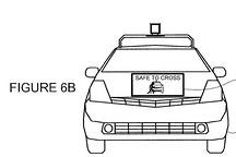 第二代谷歌无人驾驶专利曝光 无脚刹和油门