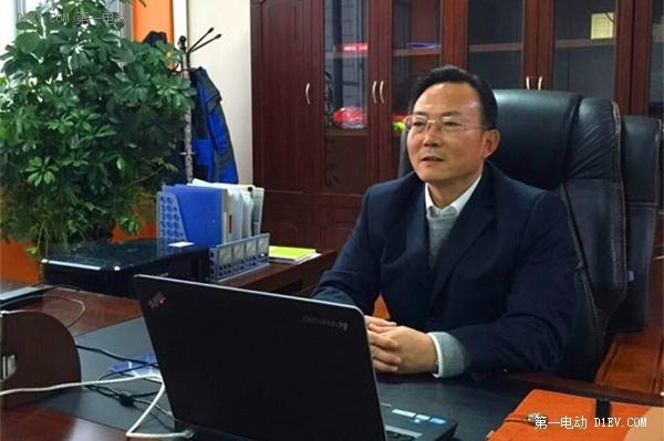 山东德洋电子科技有限公司总经理沈耀明