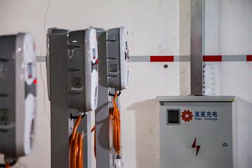 充电桩App继续帮你建桩 携手星星充电建成李宁中心充电站