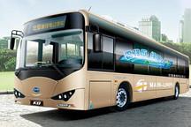 【2015绿色汽车评选】纯电动客车-比亚迪C9