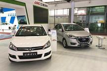 江淮11月销售电动车1452辆 今年销量即将破万