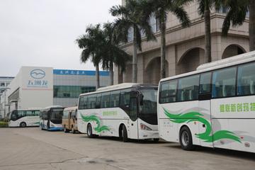 沃特玛与五洲龙签5000辆纯电动客车订单