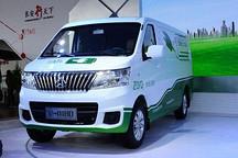 【2015绿色汽车评选】电动物流车-长安睿行E-M80