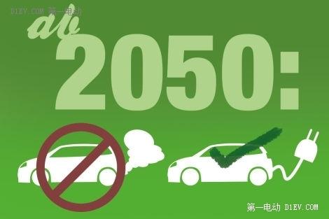 新能源车成超级替补!零排放汽车联盟誓言2050年禁售燃油车