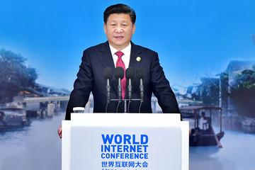 """习大大说,""""十三五""""重点建设网络强国!"""