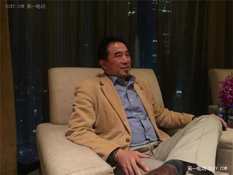 傅振兴出任乐视超级汽车副总裁,他要让传统造车和互联网技术高度融合