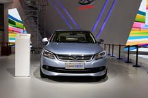 奇瑞新能源车规划曝光 目标年销量20万台