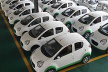 报告   11月新能源乘用车:吉利连续两月破万,比亚迪唐持续走高