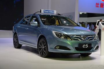 北京第五批新能源汽车备案目录公布 比亚迪e5/荣威E50/Model S入选