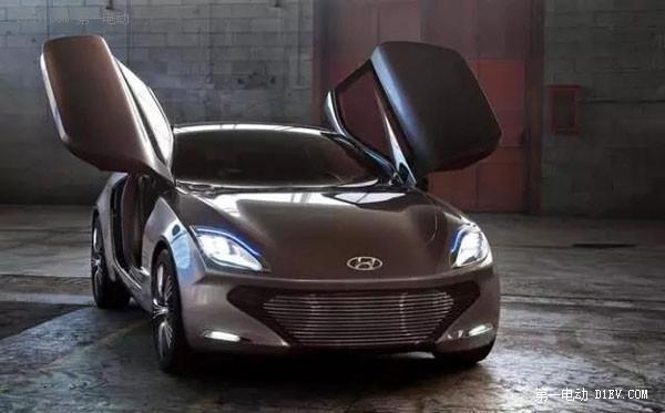 2016年即将面市5款值得期待的全新进口电动汽车