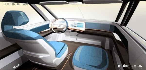 智能科技抢眼 5款电动汽车引爆CES展