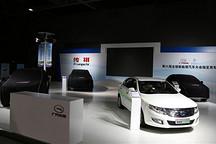 硬实力筑梦 广汽携四款车型亮相首届全球新能源汽车大会交易展