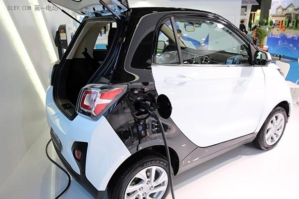 """不忌讳长得像Smart,芝麻E30之后电咖也要自己""""造车"""""""