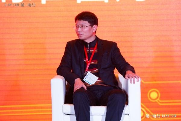 卓能新能源(广西)总经理邓纶浩
