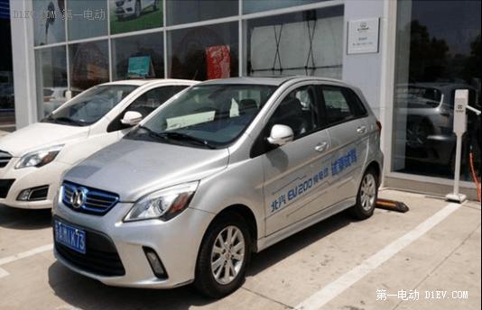 北汽新能源挂牌转让香港公司 或谋划新兴板上市
