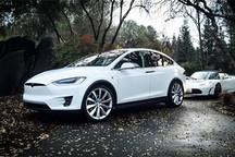 美国2015年电动汽车销量排行:特斯拉Model S/聆风/沃蓝达包揽前三