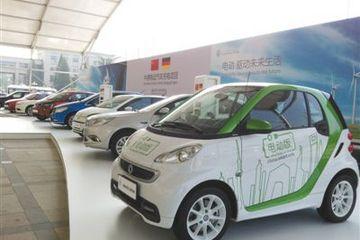 万钢:新能源汽车累计生产49.7万辆