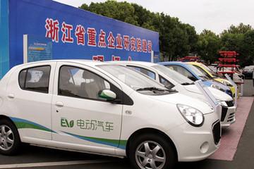 2015年浙江新能源汽车整车产量约7万辆