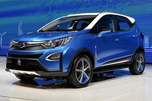比亚迪元将一季度上市 插电版汽油版同步推