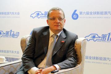 ABB电动汽车充电基础设施业务中国区负责人尤荣:直流快充前景广阔