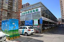 在特来电北京四大个性充电站充电是怎样一番体验