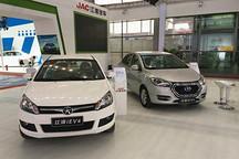 开年继续热销,江淮电动汽车1月产销占比达20%