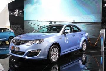 1月上汽荣威e550销售1153辆 同比增长231%