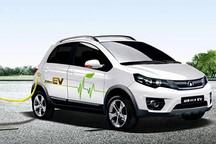 2016年新疆公共机构更新车辆10%须为新能源车
