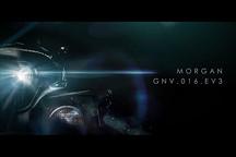 摩根EV3发布量产版预告图 纯电动系统将亮相日内瓦