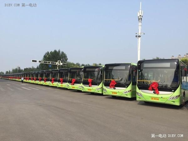 中国新能源客车销量已超7万辆,宇通销量超2万辆