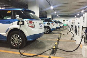太原将推200辆电动出租车 比亚迪e6电动车受好评