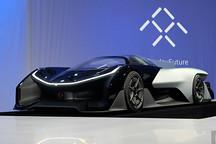 乐视与阿斯顿•马丁合资造车 Faraday Future肿么办?