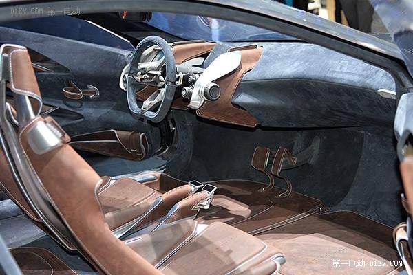 阿斯顿·马丁DBX四轮轮毂电机驱动 2020年量产