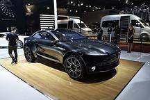 阿斯顿·马丁DBX豪华电动车 2020年量产