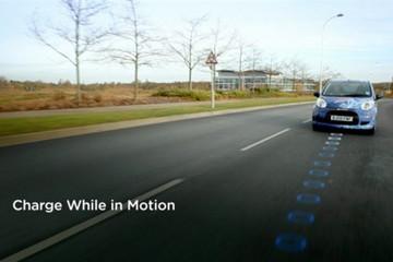 还担心续航问题?高通这个技术能让电动汽车在行驶中自动充电